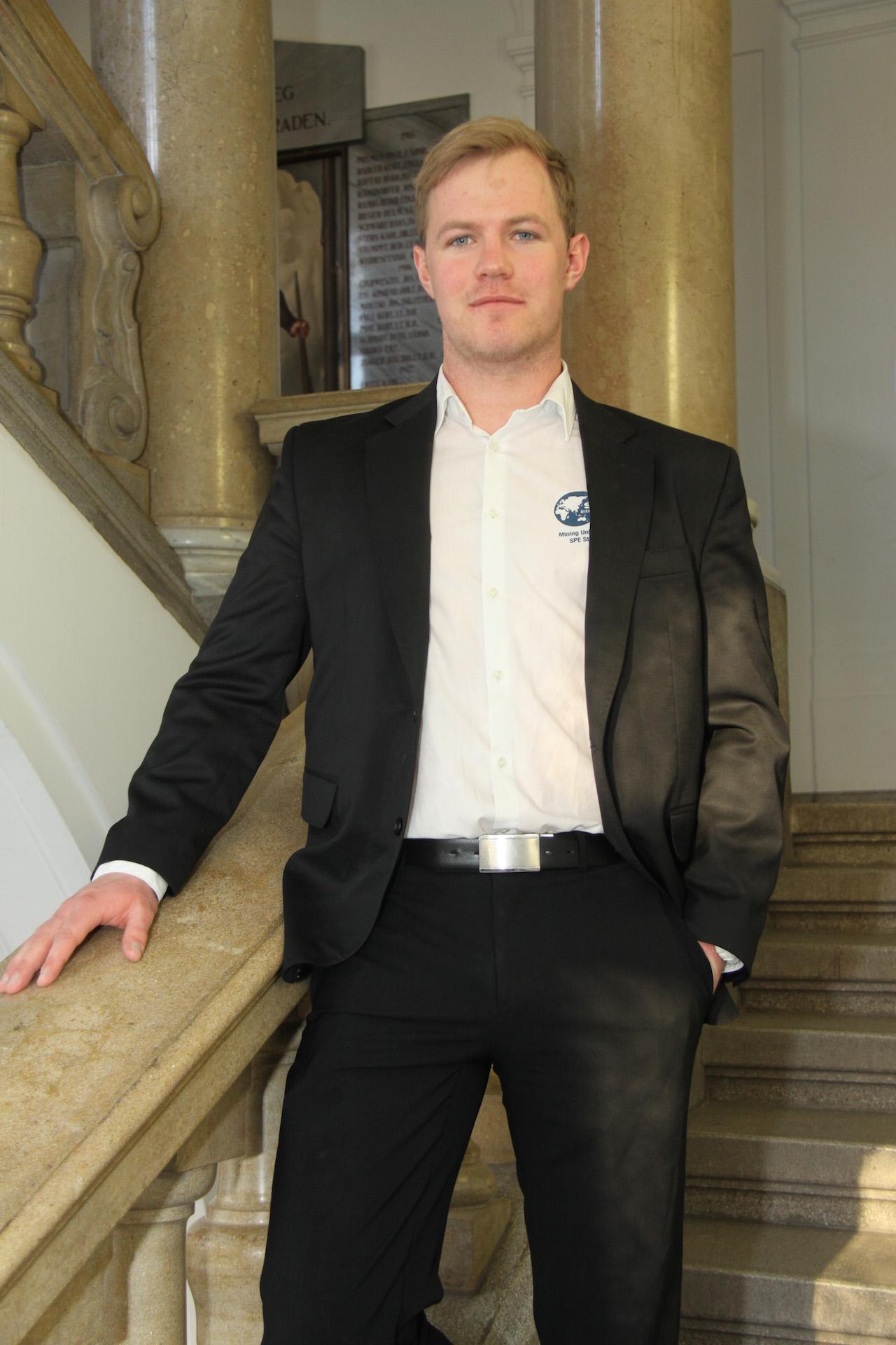 Oliver Kleinferchner - Public Relation Officer Secretary