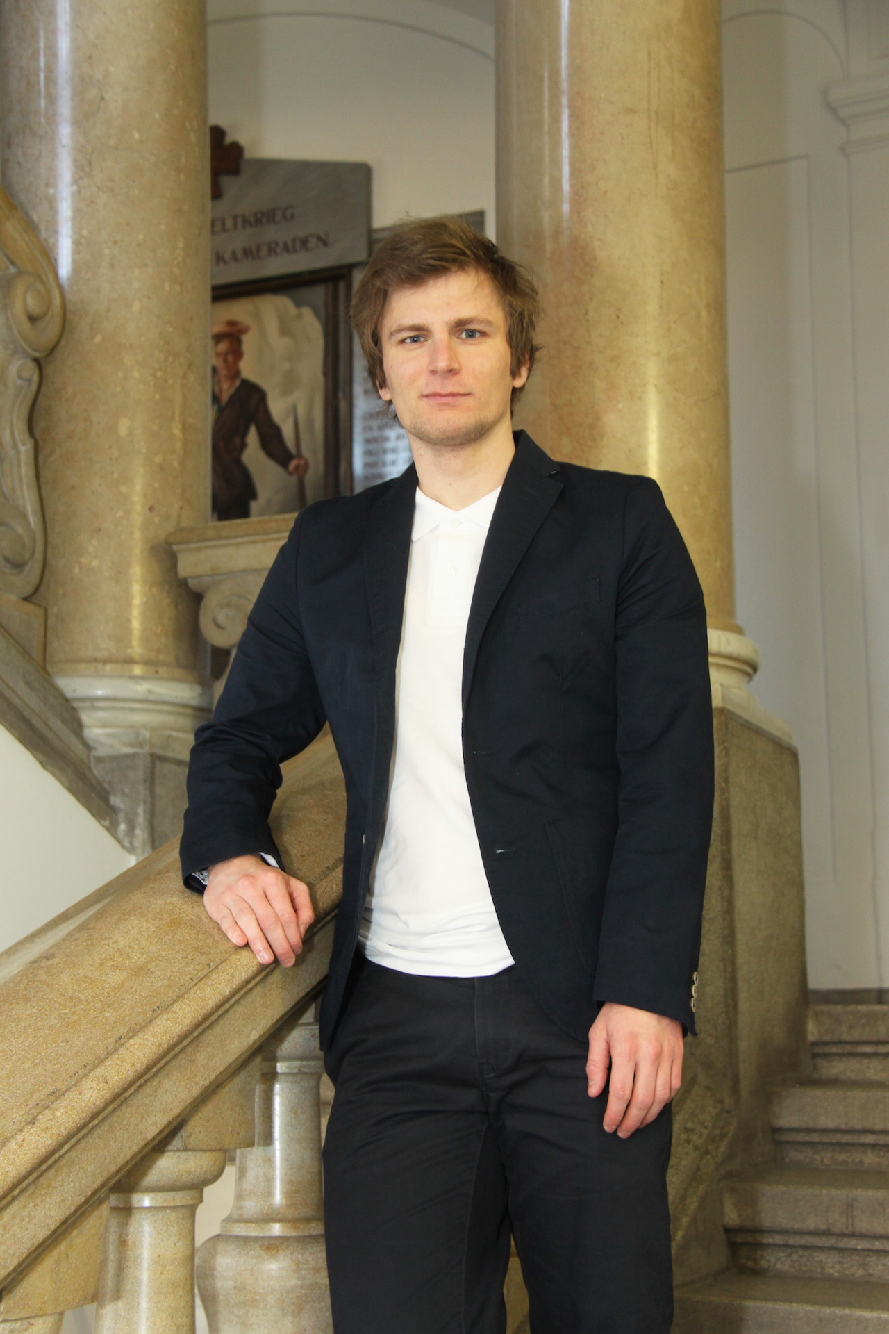 David Kutas - IT Officer Secretary