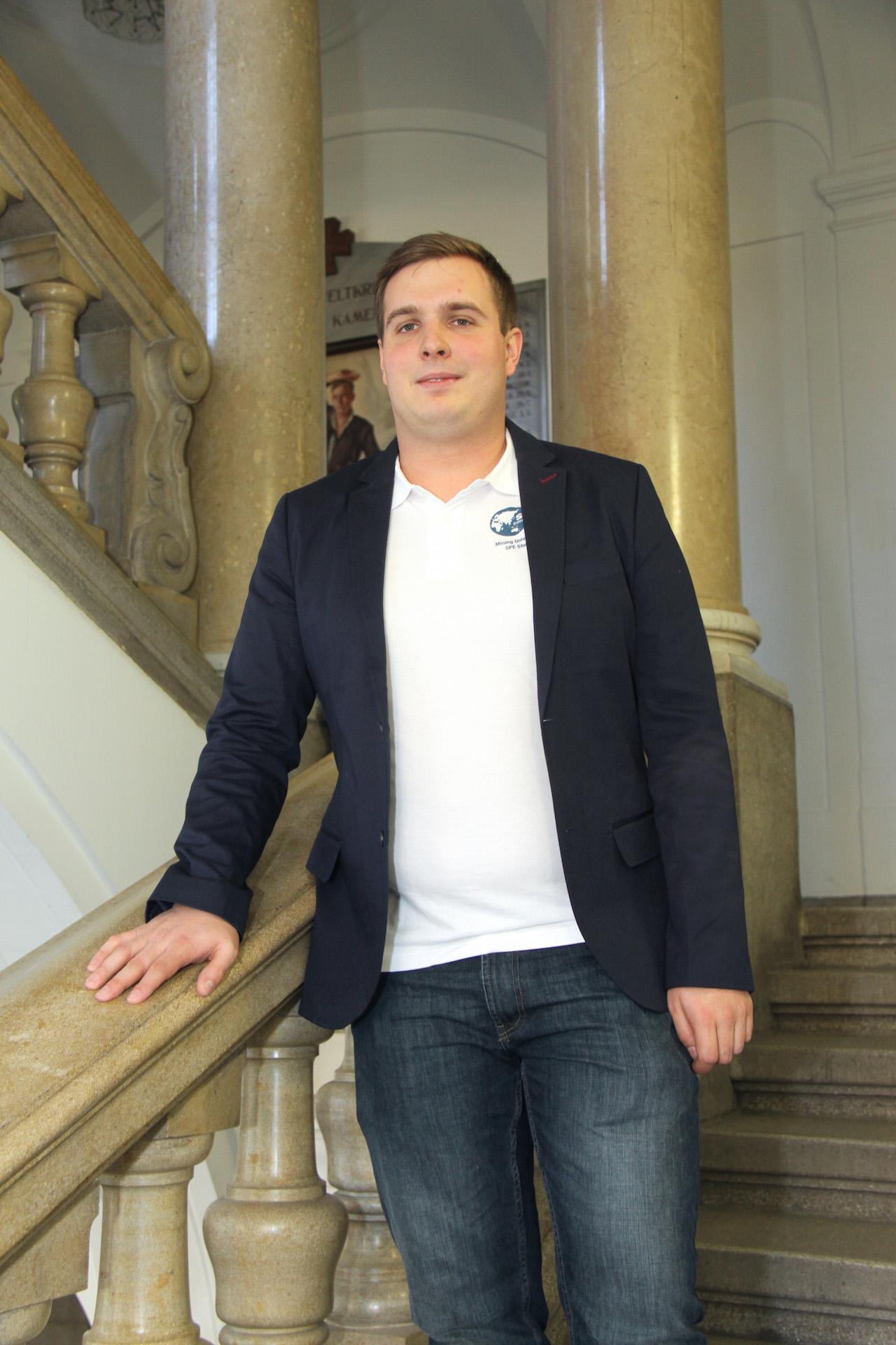 Daniel Lukmann - Office Manager Secretary