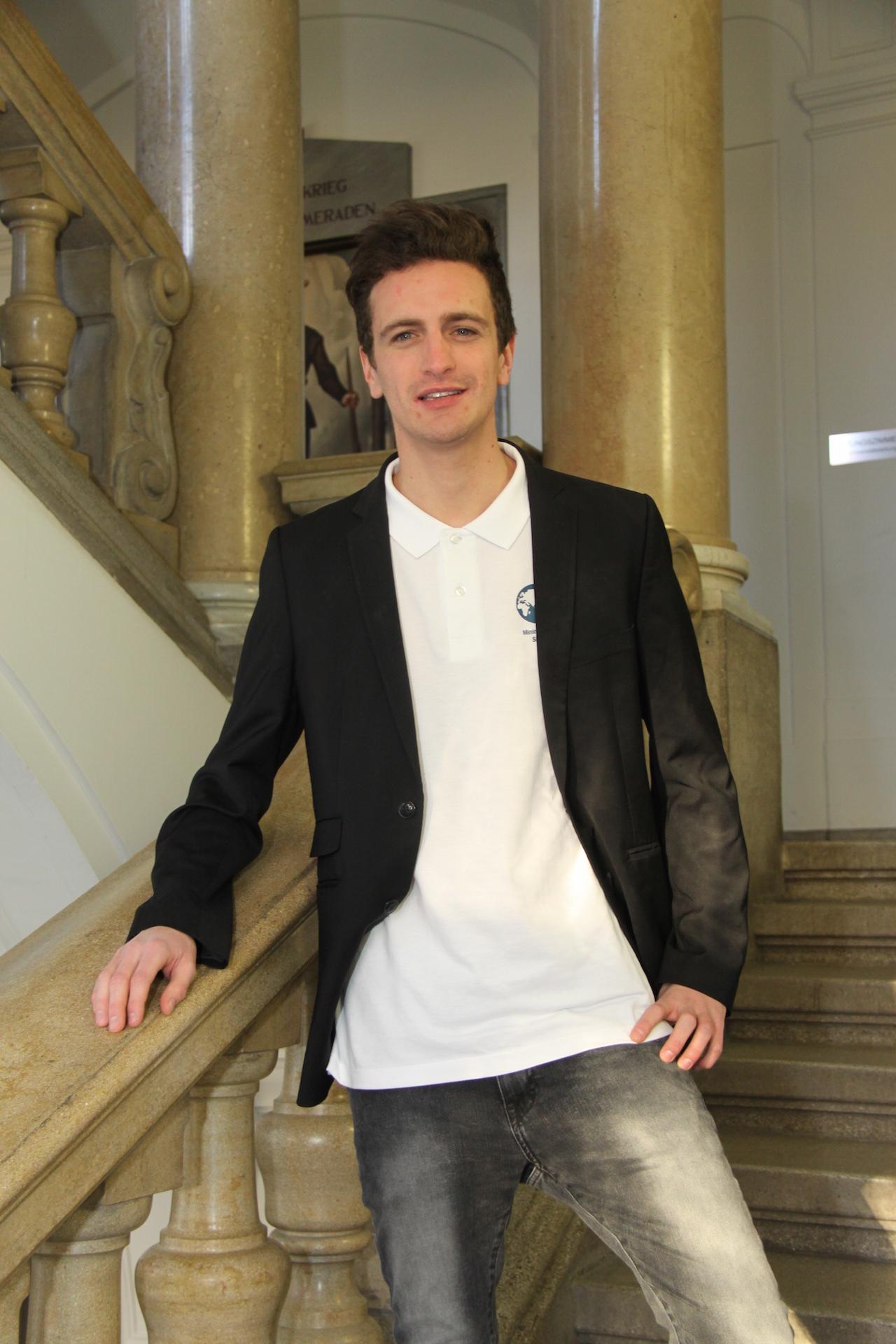 Jakob Obersriebnig - Vice-President