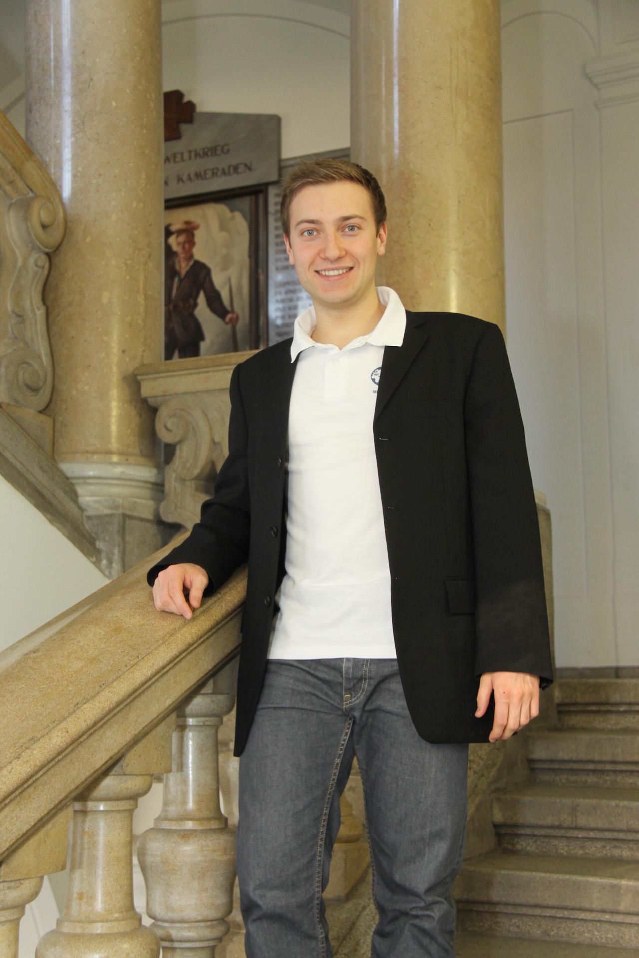 Daniel Anton - Treasurer