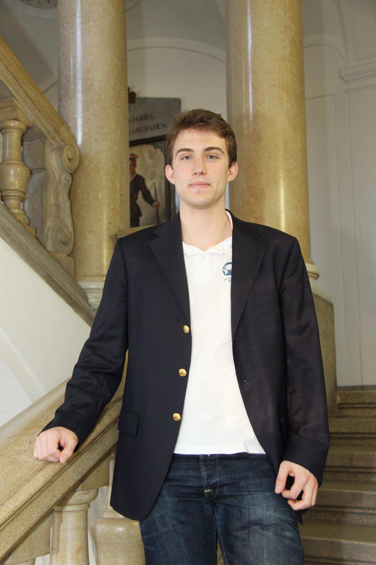 Florian Gamperl - Membership Coordinator