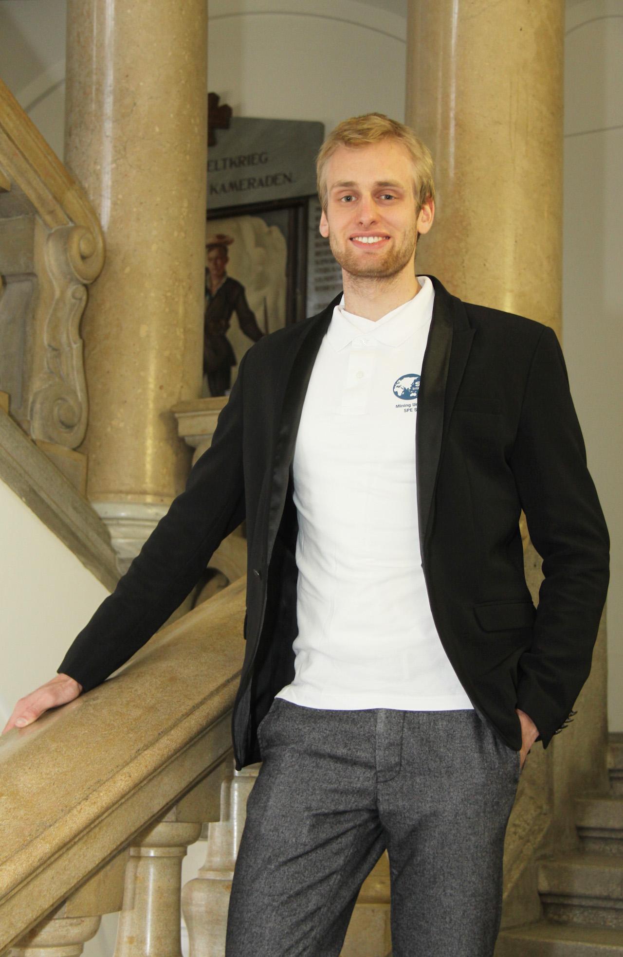 Jakob Petutschnig - Public Relation Officer - Sponsoring Secretary