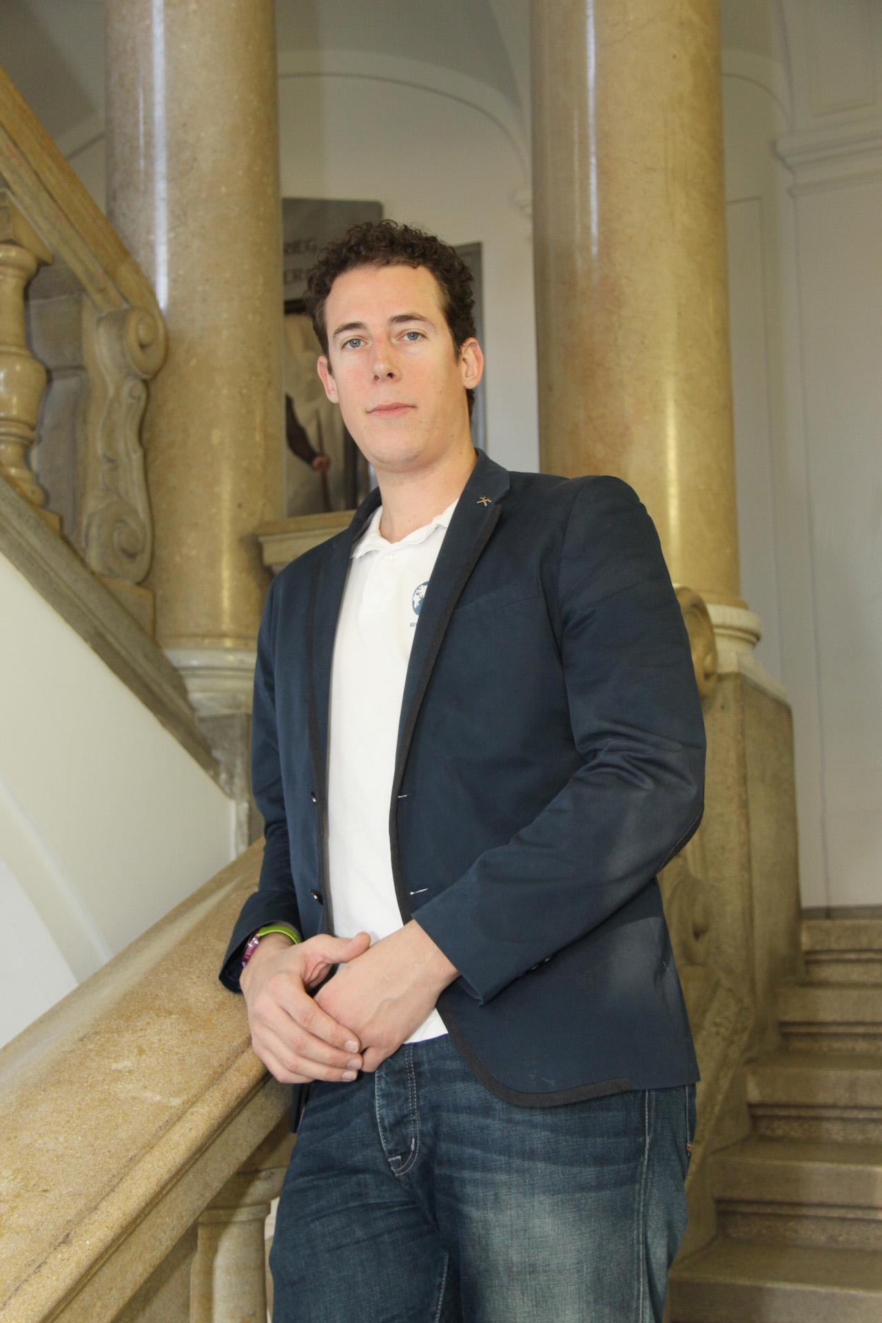 Oliver Spenger - President