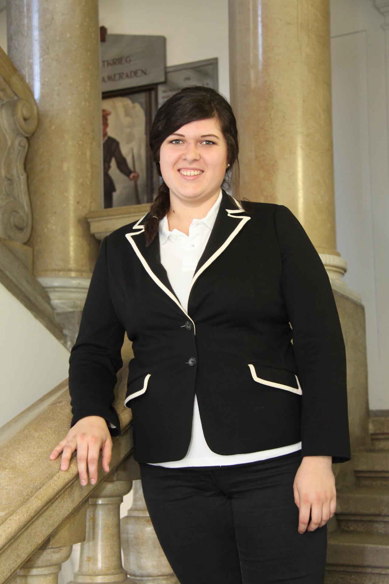 Antonia Thurmaier - Public Relation Officer
