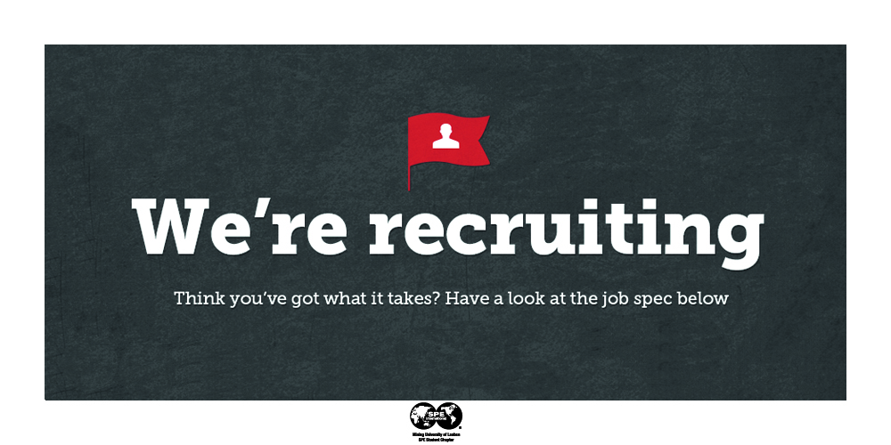 We're hiring! - Join us now!