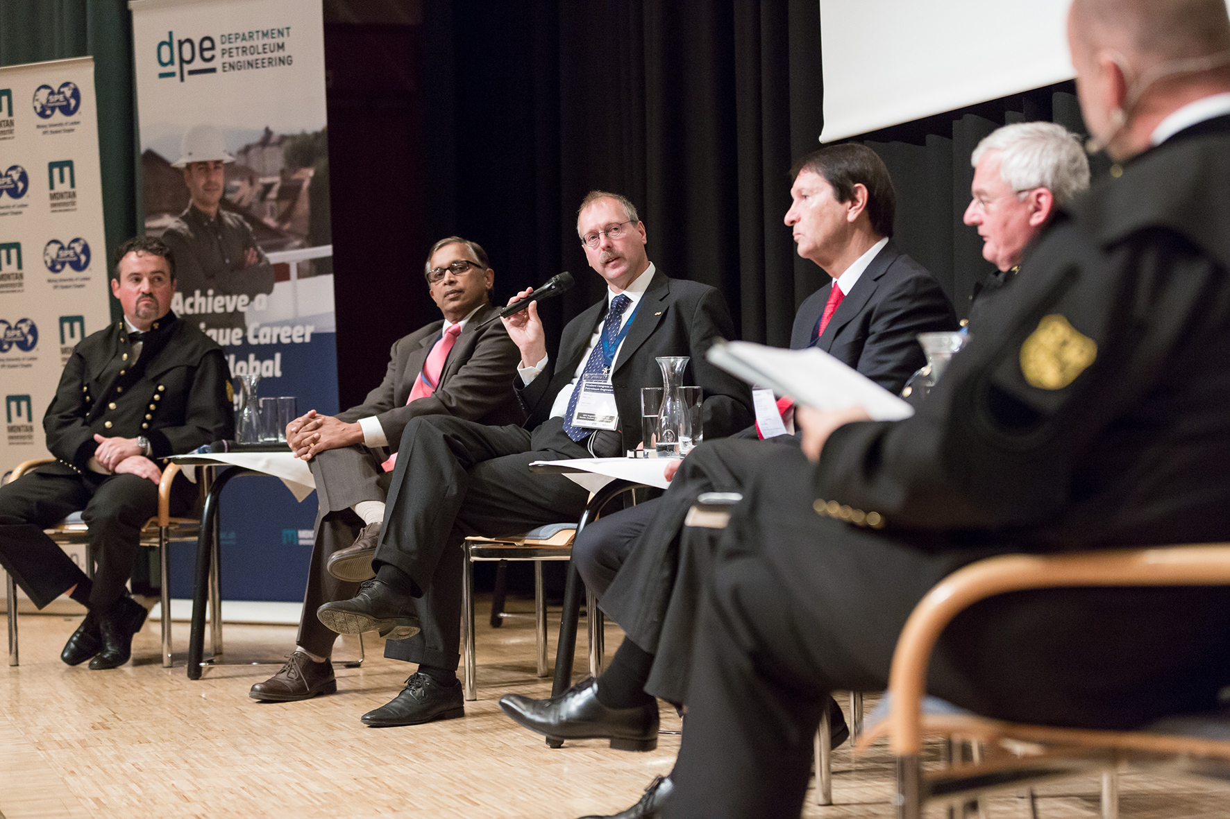 "Panel discussion ""Last 60 Years – Next 60 Years"""