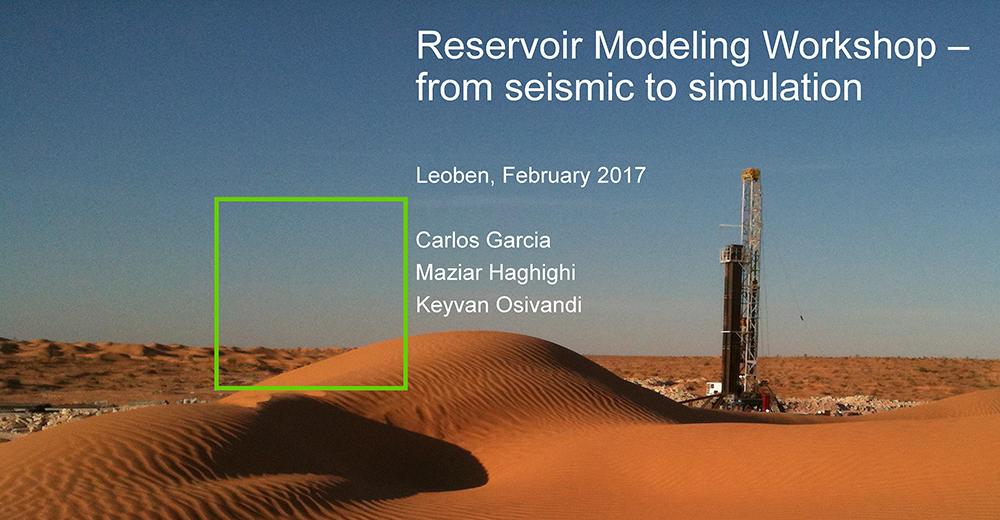 reservoir-modeling-workshop_leoben_feb-2017