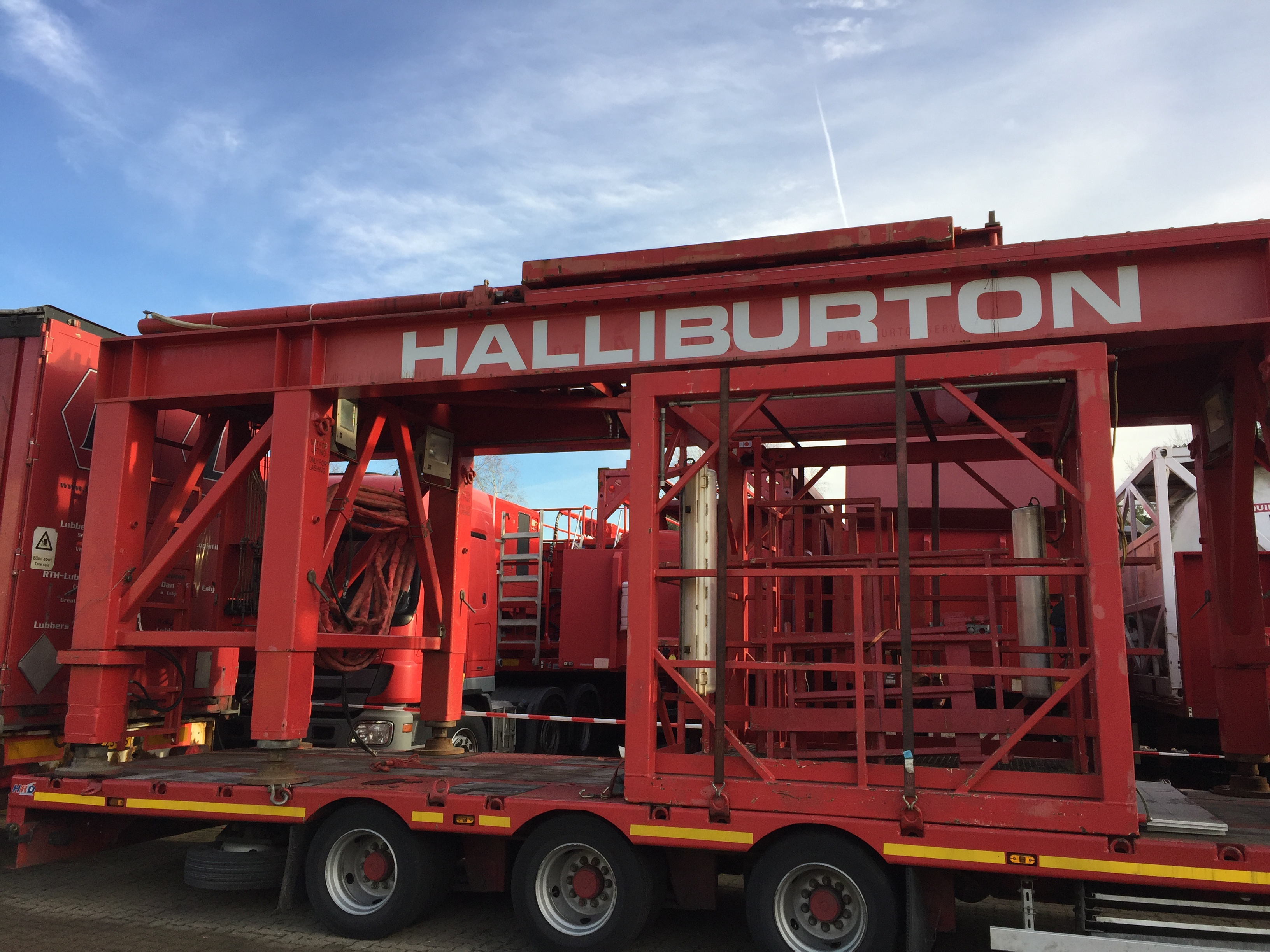 Halliburton Coiled Tubing Equipment